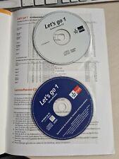 Let's go. Englisch als 1.Fremdsprache, Lehrwerk, Workbook m. Audio CD & Software