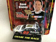 1:64 Dave Blaney #93 Amoco Ultimate Die-Cast NASCAR w/ Card Racing Champions 01'