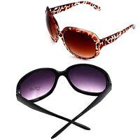 Huge Shades Oversized Big Style Women Designer Sunglasses Black Frame