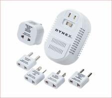 Dynex - International Adapter Plug Set 5-Pack Mode DX-TCADPT NEW IN BOX