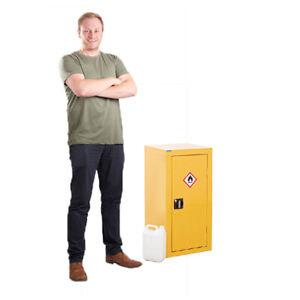 Hazardous Storage Cabinets | H700 x W350 x D300mm | CoSHH Cabinets