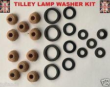 Tilley Lamp Kit Servizio Ricambi COPPA RONDELLE GUARNIZIONI PARTI lampada a cherosene Kit di servizio