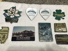 Lot Of 40+ Destination Magnet Lot Free Shipping