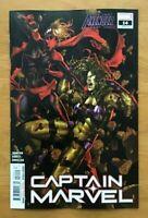 Captain Marvel # 14  2020  Mark Brooks Main Cover 1st Print Marvel Comics VF/NM