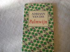 Adriaan van Dis   Palmwijn Semi-Soft Cover Book in Dutch Language