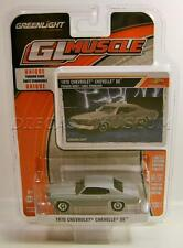 1970 '70 CHEVY CHEVROLET CHEVELLE SS DIECAST GL MUSCLE R17 GREENLIGHT 2016