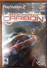 Need for Speed: Carbon (Sony PlayStation 2, 2006) NEW
