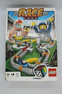 LEGO 3839 RACE 3000 IN BOX GAME
