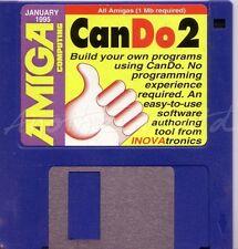 Amiga Computing - Magazine Coverdisk - Jan 1995 - CanDo 2