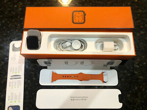 Hermes Apple Watch series 4 with GPS / LTE. 40MM Stainless Steel