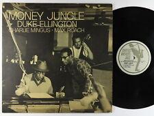 Duke Ellington - Money Jungle LP - United Artists Jazz - UAJ 14017 Mono Ear
