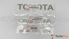 Toyota Tacoma 1998-2004 Tailgate 3 Emblem Kit Genuine OEM