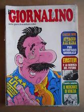 GIORNALINO n°15 1975 Asterix - Einstein  [G554]