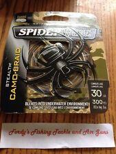Spiderwire Braided Fishing Line