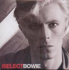 DAVID BOWIE: iSELECT - UK PROMO CD (2008) 12 TRACKS: LIFE ON MARS, SWEET THING