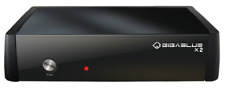GigaBlue HD X2 Linux Full HD DVB-C / T2 HEVC H.265 Cable Hybrid Receiver