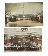 Lot #2  Post Cards Metropolitan Hotel Fort Worth Texas  Early 1900's