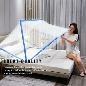 3 Seconds Foldable Mosquito Net Tent Adult Children Mosquito Net for Bed Portabl