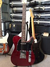 special PRICE : USA Fender American FSR Chambered Mahogany Telecaster+CASE