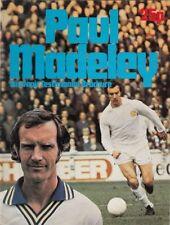 Leeds United Football Testimonial Fixture Programmes (1970s)