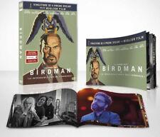 BIRDMAN (DVD + LIBRO) EDIZ. SPECIALE LIMITATA + LIBRO con Michael Keaton