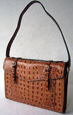 TULA - Everglade Originals Flapover Leather Shoulder Bag - Tan - NEW - RRP £109