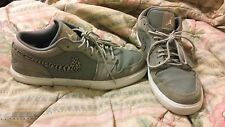 Nike Air Jordan Retro V.1 Cool Grey Anthracite White size 10  481177-010