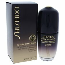 SHISEIDO Future Solution Lx Replenishing Treatment Oil For Face & Body 2.5oz NIB