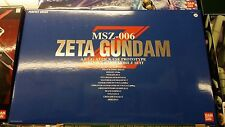 BANDAI BRAND NEW NIB 1/60 PERFECT GRADE PG MSZ-006 Zeta Gundam [CAN SHIP USA]