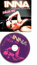 INNA DEJA VU FRENCH CDS IN CARD PS DEJA VU