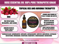 Rose Essential Oil Young Living Radiantly Ageless 100% Pure Theraputic Grade