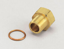 "LS1 LS2 LS6 LQ4 LQ9 Mechanical Oil Pressure Gauge Adapter Fitting BLOCK 5/8""-18"