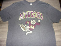 "Vintage University of Minnesota Golden Gophers ""M"" Mens College Tshirt Size XXL"