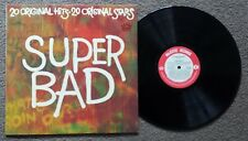 SUPER BAD - OZ MAJESTIC LABEL 1970'S COMPILATION LP - BAND OF LIGHT SLADE LOBO