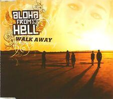 Maxi CD - Aloha From Hell - Walk Away - #A2067
