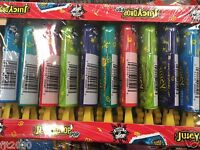 Topps Juicy Drop Pop, Variety, 21 ct Topps Lollypops Candy