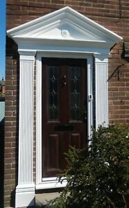 GRP Door Surround - Fully Fitted