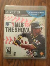 MLB 13 The Show (Sony PlayStation 3, PS3)