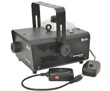 QTX QTFX - 900 MKII Smoke Fog Machine 900 W Inc Wired & Wireless Remote DJ Discoteca