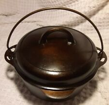 Griswold Tite Top Cast Iron No 7 Dutch Oven With Matching Cover 1277