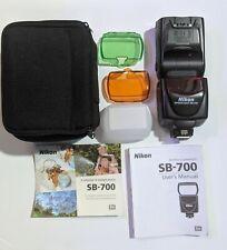 Nikon Speedlight Sb-700 Shoe Mount Electronic Flash for Nikon and Accessories