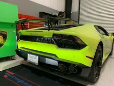 Lamborghini Huracan LP610-4 LP580-2 Carbon Fiber Rear Wing