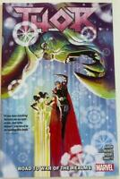 Marvel Comics Graphic Novel Thor TPB Vol. #2 - Road to War of the Realms NM-