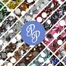 5mm Rhinestone Gem - 20+ Colors - Flatback - Nail Art - Crystal Resin Bead