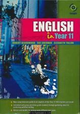 VCE English in Year 11 Robert Beardwood, Sue Sherman and Elizabeth Tulloh