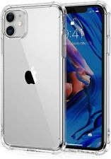 CLEAR Shockproof Case For iPhone 11, 11 Pro Max X XR XS 8 7 6 SE 2 Silicone Gel