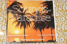 3 CD Box The Sounds of Paradise Gentle Persuasion Time for Intimate Moments CD