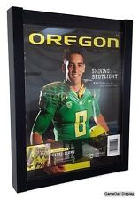 Lot of 4 Standard Sized Magazine Display Frame by GameDay Display Made in USA