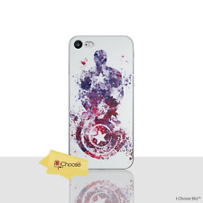 """Captain America Marvel GEL Case/cover for Apple iPhone 7 Screen Protector 4.7"""""""