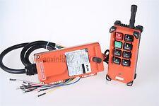 Single Emitter Hoist Crane Radio Wireless Remote Control switch DC 12V F21-E1B
